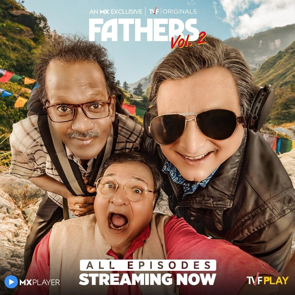 Poster of Fathers Vol 2 streamed by the TVF