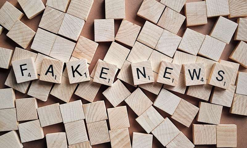 This is the context of the topic of fake news written by the contributor to be posted vy The Cognition Tree
