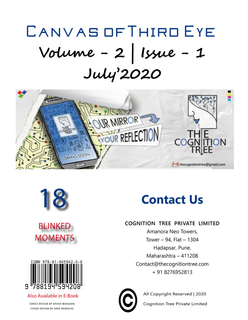 Canvas of Third Eye (Volume Book 2) Back Cover