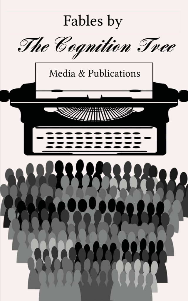 Front cover image of Fables by The Cognition Tree: Media and Publications