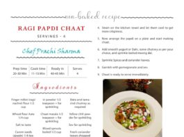 Recipe by Prachi Sharma
